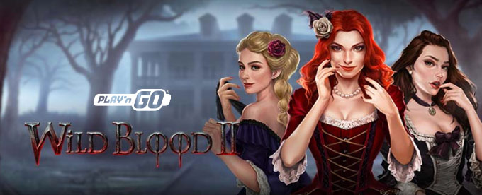 Nova slot Wild Blood 2