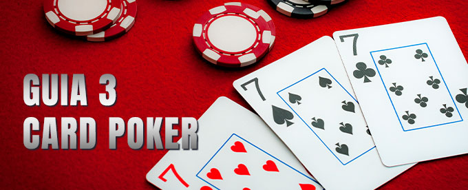 Guia 3 Card Poker