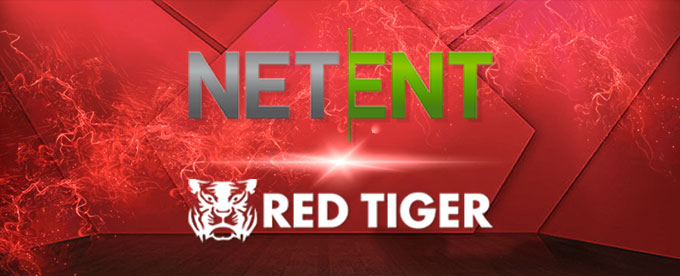 NetEnt adquire Red Tiger Gaming