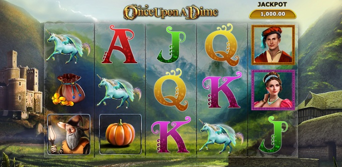 Slot Once Upon a Dime