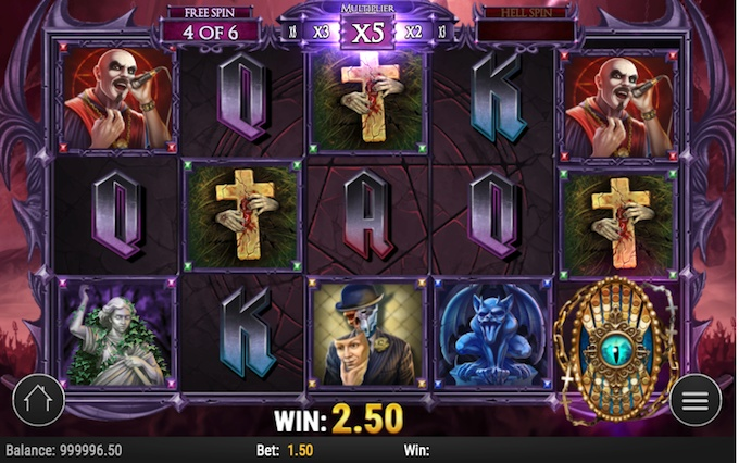 Slot Demon por Play'n Go